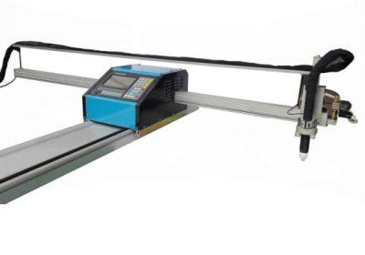 Xách tay cnc ngọn lửa / máy cắt plasma thép 8 mét cnc máy cắt kim loại cho brass copper