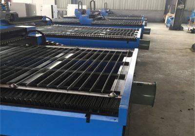 Máy cắt kim loại Plasma CNC / máy cắt nhôm cnc