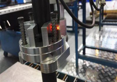 Cắt nhanh xách tay plasma cutter 1525 máy cắt plasma cnc