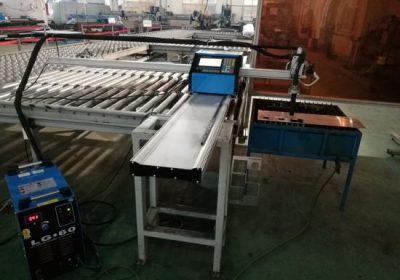 CNC xách tay plasma / máy cắt ngọn lửa để cắt nhôm