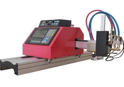 Máy cắt plasma / cắt CNC nhỏ Gantry